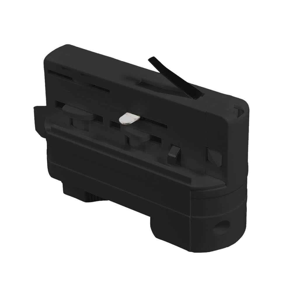Адаптер для шинопровода Ideal Lux Link Track Connector Bk On-Off