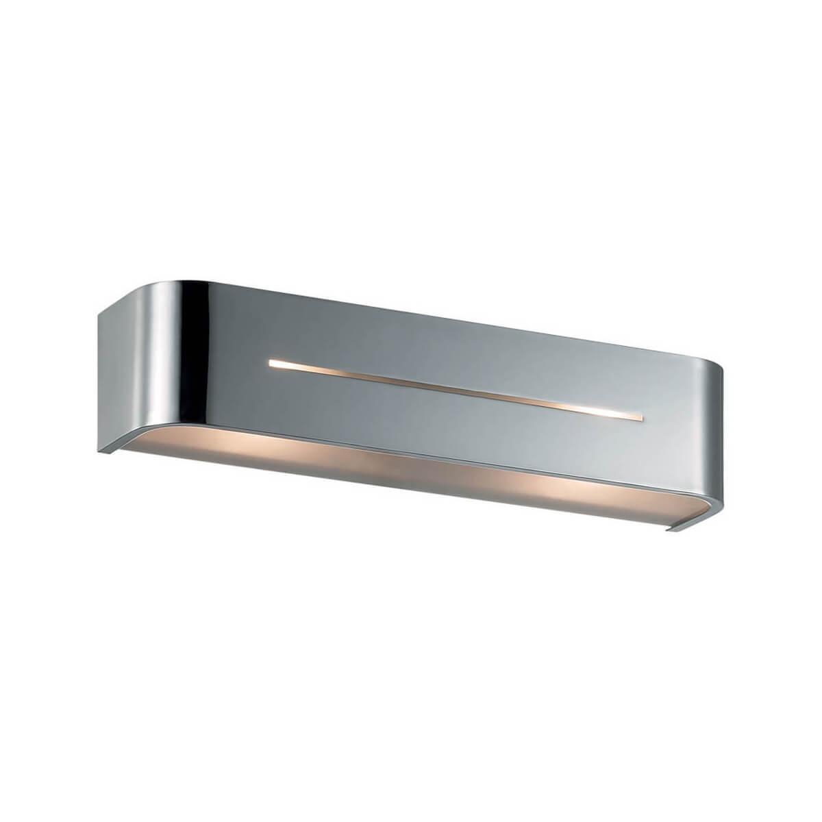 лучшая цена Настенный светильник Ideal Lux Posta AP2 Cromo