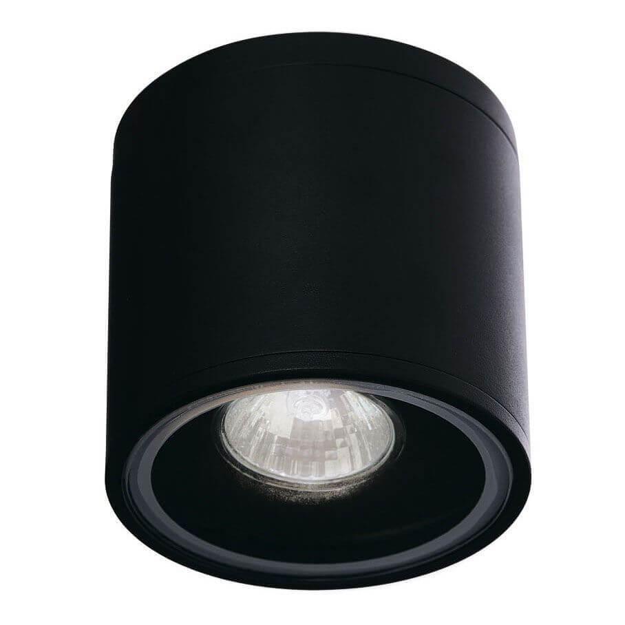 Уличный светильник Ideal Lux Gun PL1 Nero цены онлайн