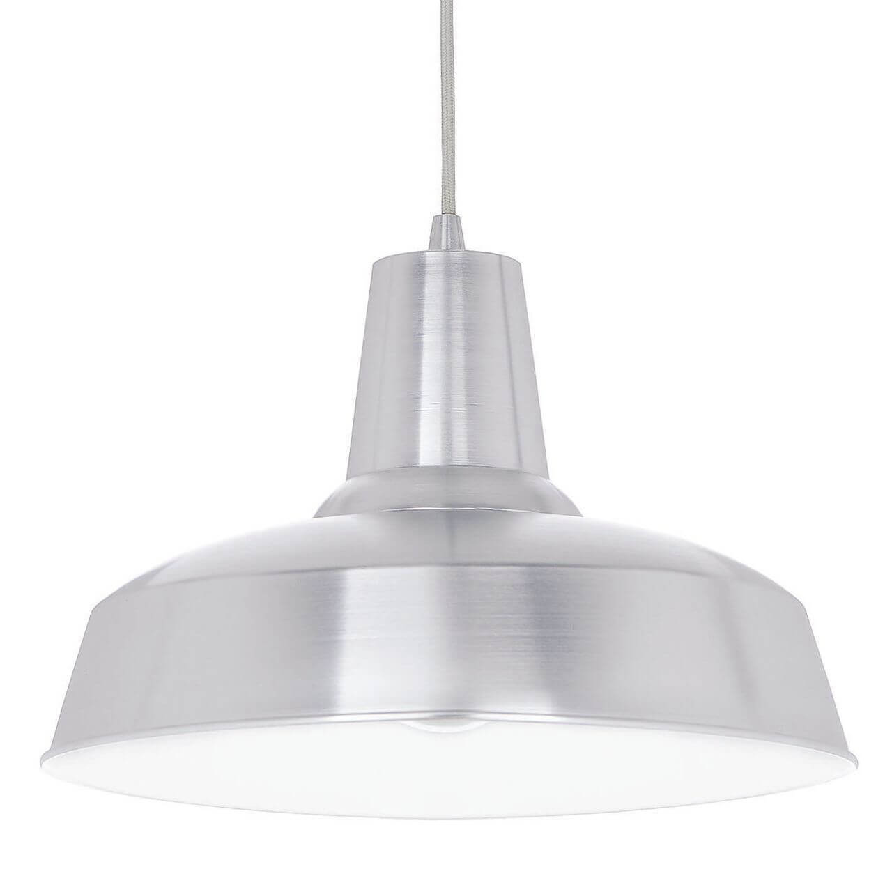 Светильник Ideal Lux Moby SP1 Alluminio Moby подвесной светильник ideal lux wheel sp3 009681