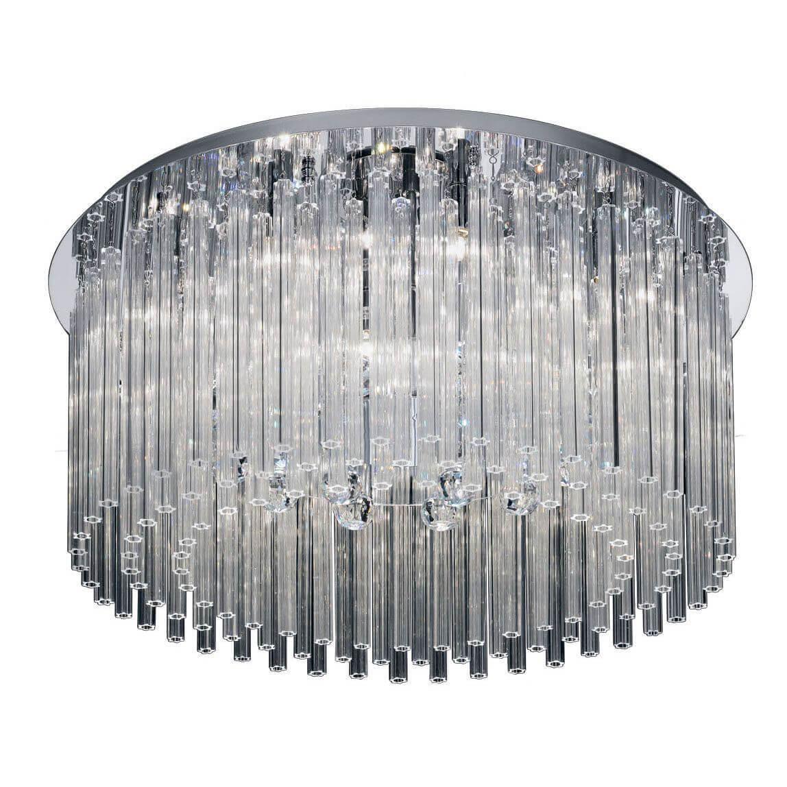 потолочный светильник ideal lux neve pl12 bianco idlx 101187 Светильник Ideal Lux Elegant PL12 Elegant