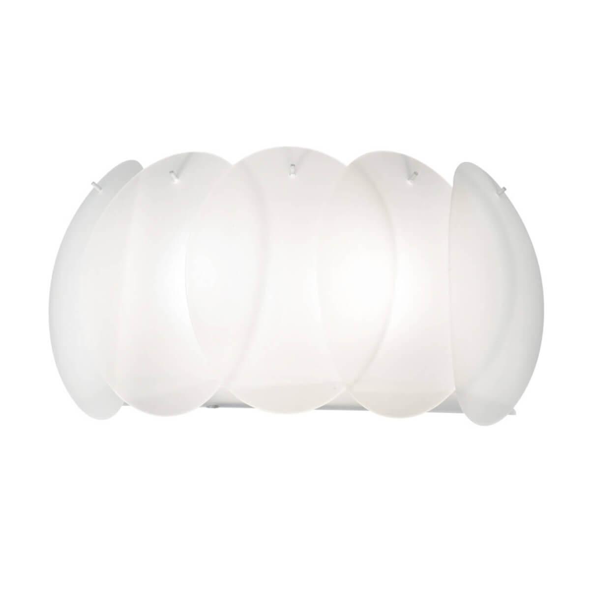 Светильник Ideal Lux Ovalino AP2 Ovalino Bianco