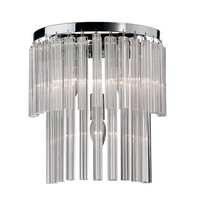 купить Настенный светильник Ideal Lux Elegant AP3 дешево