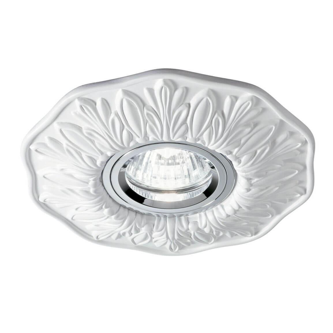 Светильник Ideal Lux Polka FI1 Bianco