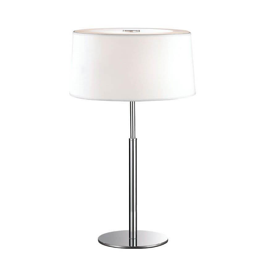 Настольная лампа Ideal Lux Hilton TL2 Bianco цена
