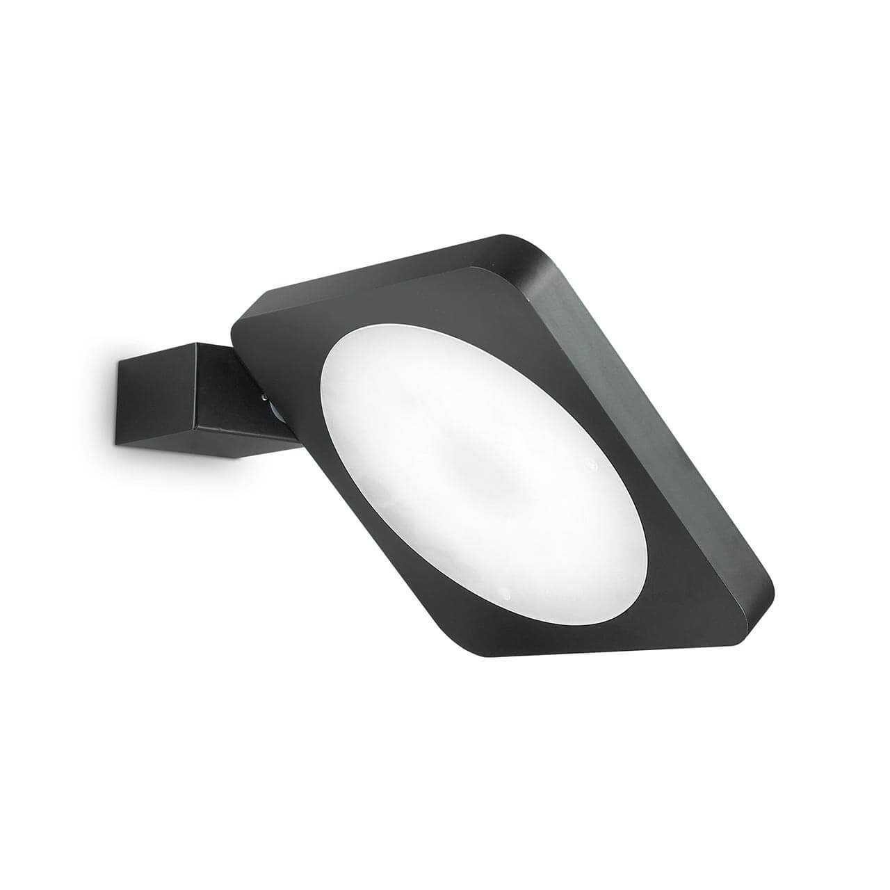 Бра Ideal Lux Flap AP1 Square Nero ideal lux бра ideal lux minimal ap1 nero