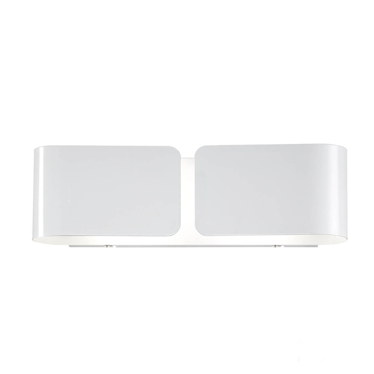 Светильник Ideal Lux Clip AP2 Small Bianco
