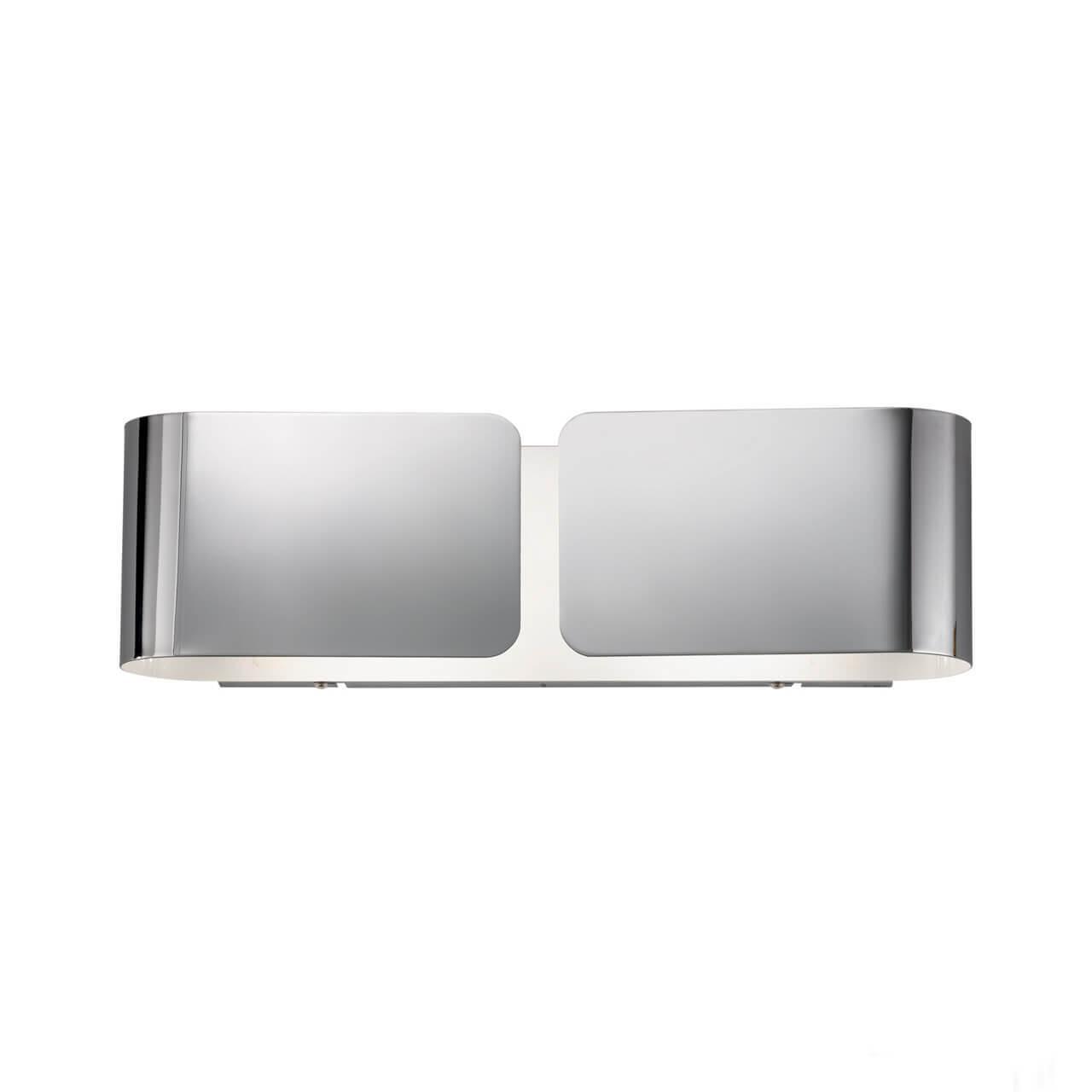 Настенный светильник Ideal Lux Clip AP2 Small Cromo все цены