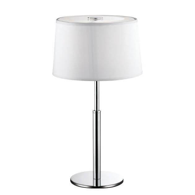 Настольная лампа Ideal Lux Hilton TL1 Bianco цена