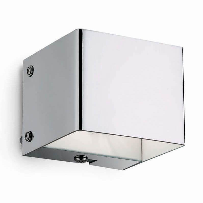 цена на Светильник Ideal Lux Flash AP1 Cromo Flash Cromo