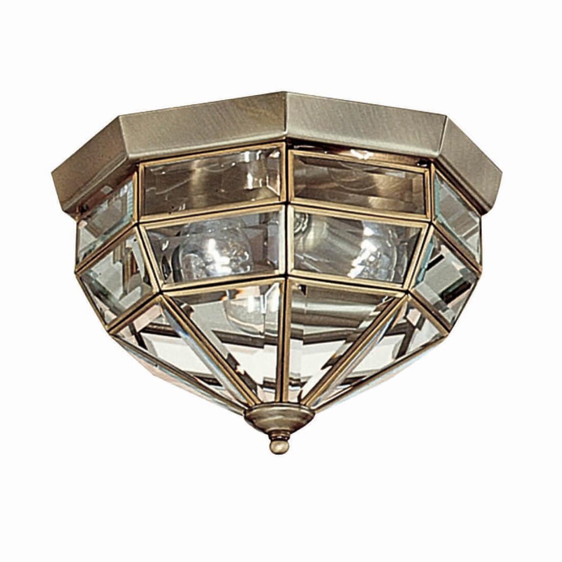 Потолочный светильник Ideal Lux Norma PL3 Brunito светильник потолочный ideal lux harem harem pl3