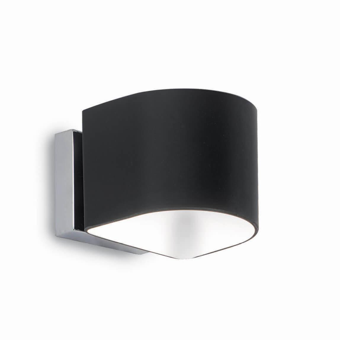 цена на Настенный светильник Ideal Lux Puzzle AP1 Nero