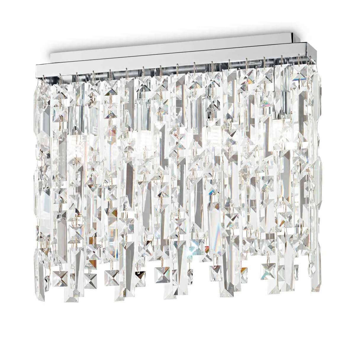 Потолочный светильник Ideal Lux Elisir PL4 Cromo