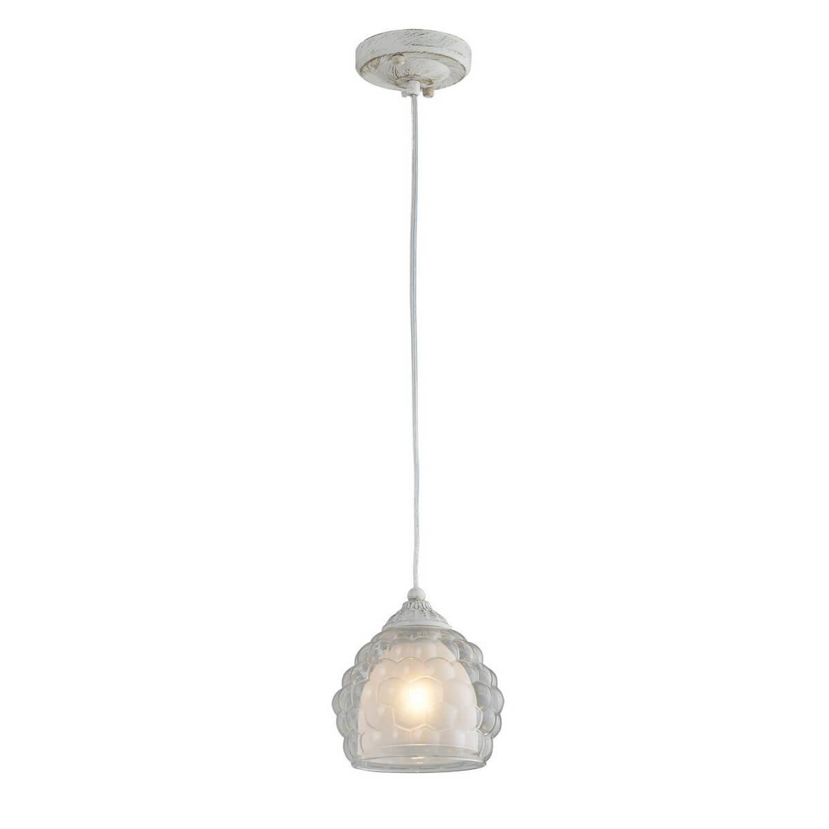 Подвесной светильник IDLamp Bella 285/1-Whitepatina потолочный светильник idlamp 299 4pf whitepatina белый