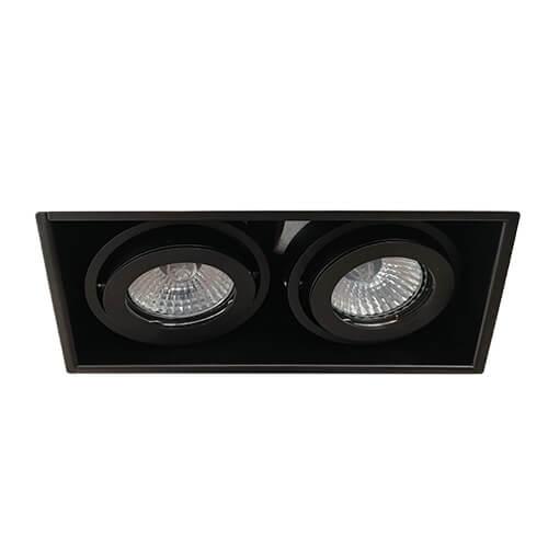 цена на Встраиваемый светильник Italline 100621 black