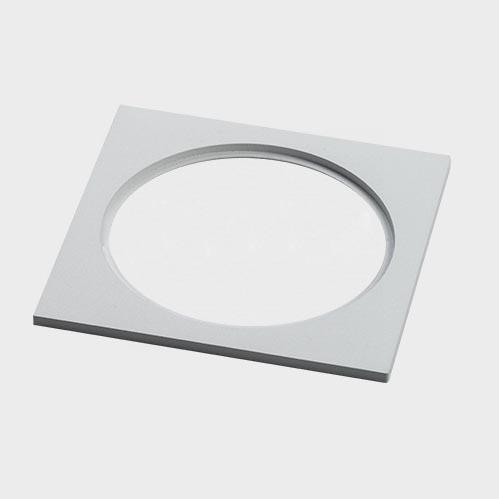 Рамка Italline IT06-6016 white FR1 IT06