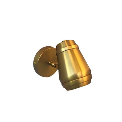 Спот Italline Leo AP 6264 brass Leo