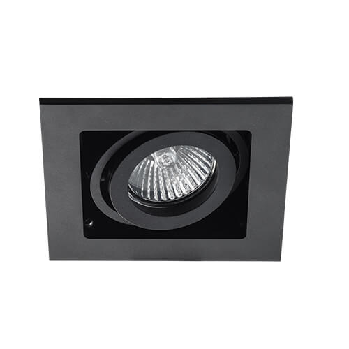 Встраиваемый светильник Italline 107311 black