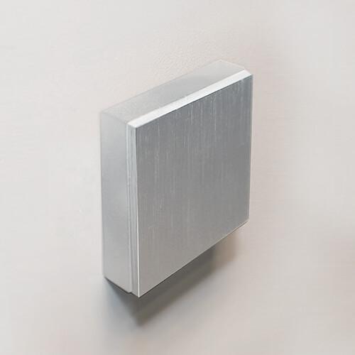 цена на Встраиваемый светодиодный светильник Italline IT01-S713 alu