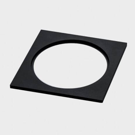 Рамка декоративная Italline IT02-QRS1 black italline fashion 2 black
