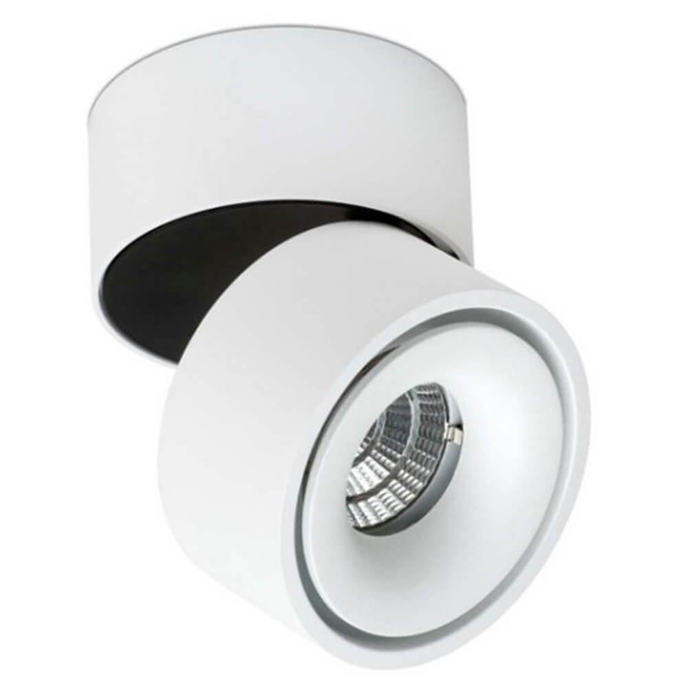 Светодиодный спот Italline Universal white/black durable portable 82mm universal plastic lens cap w strap black