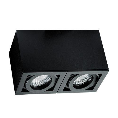 Потолочный светильник Italline OX 13B black все цены