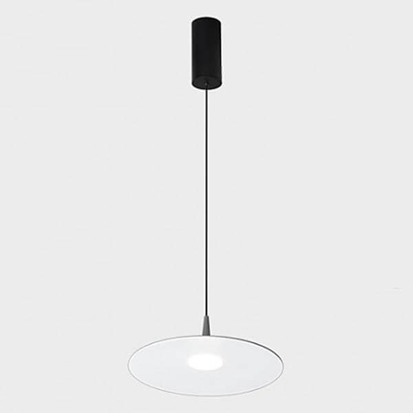 Подвесной светодиодный светильник Italline IT03-339 grey italline de 202 alu grey