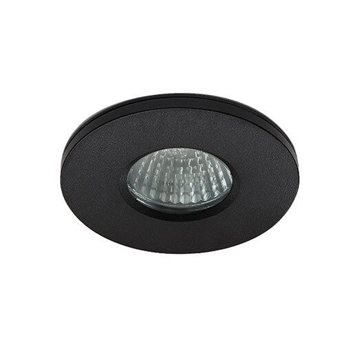 Встраиваемый светильник Italline QSO 006L black