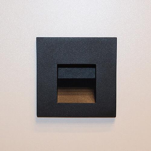 цена на Встраиваемый светодиодный светильник Italline DL 3019 black