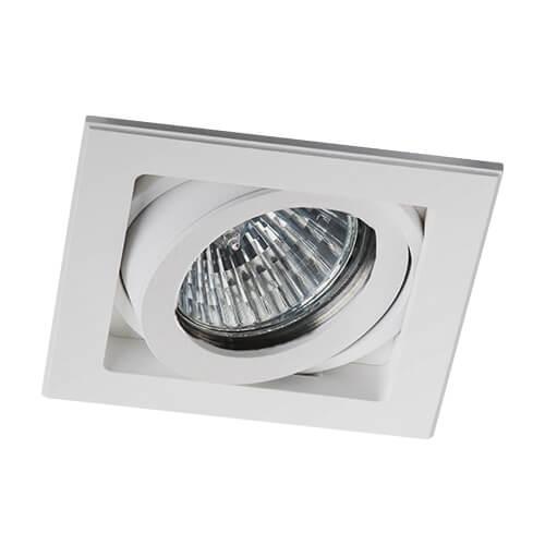 Встраиваемый светильник Italline QANA 1L white italline qana 1xs alu
