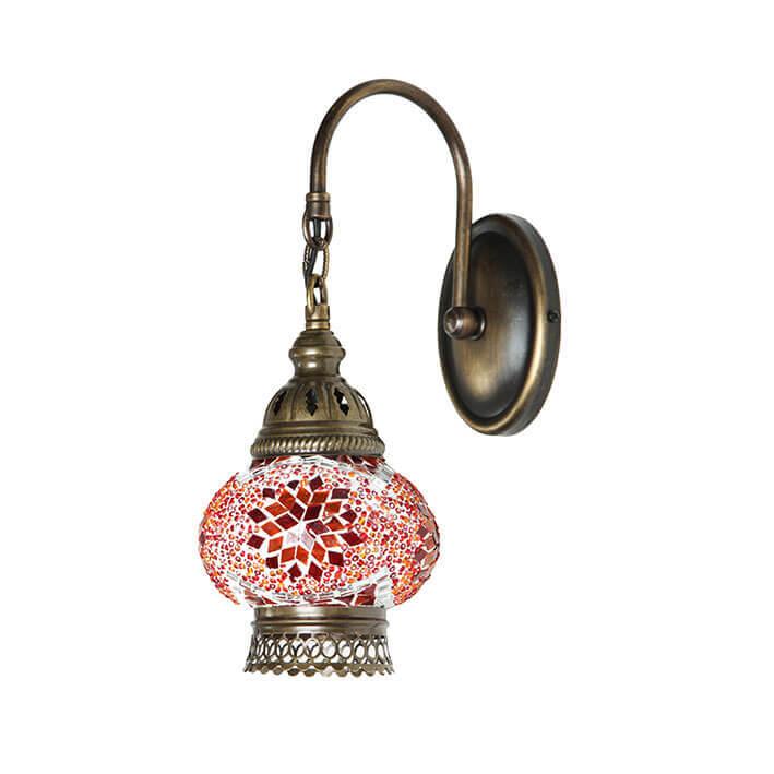 Бра Kink Light Марокко 0812TA,09 kink light подвес оскар оранжевый h 120 w 51 36 e27 3 60w