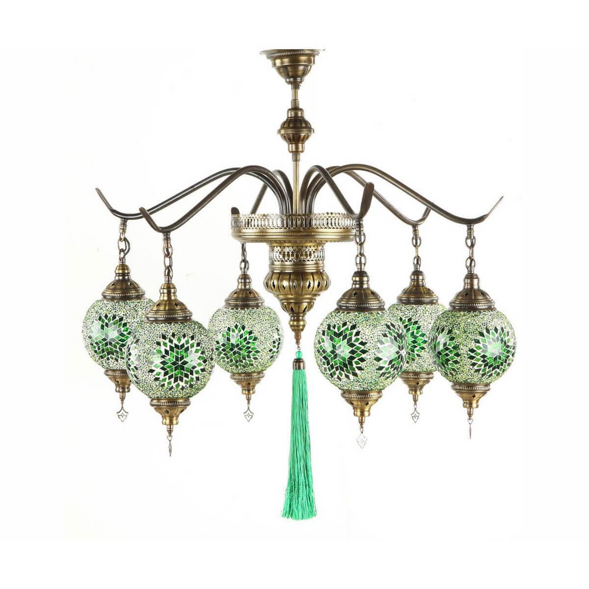 Подвесная люстра Kink Light Марокко 0215T6,07(70) люстра на штанге kink light марокко 0215t 6 07 70
