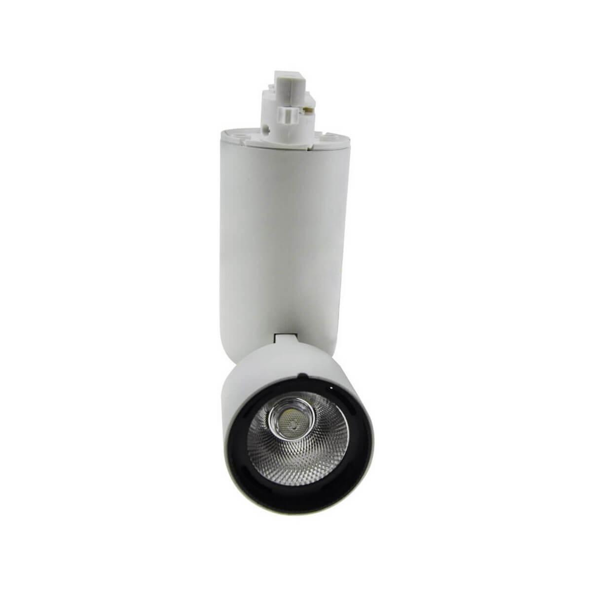 Трековый светодиодный светильник Kink Light Треки 6486,01 трековый светодиодный светильник kink light треки 6483 1 01