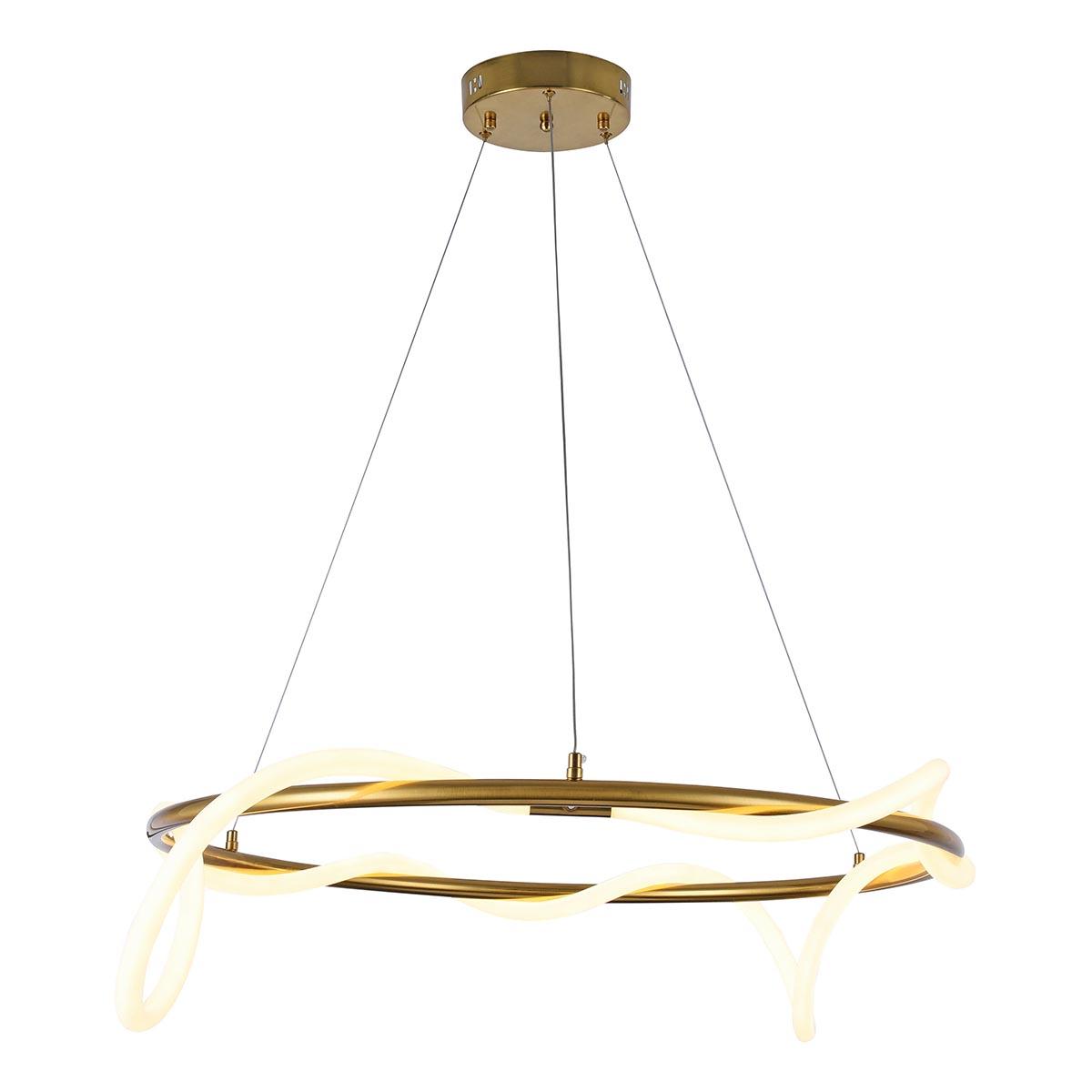 Светильник Kink Light 08040-60,20 Далия светильник kink light подвесной светодиодный далия 08040 60 20