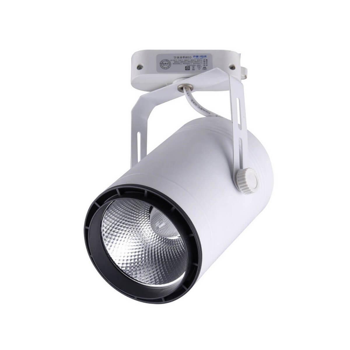 Трековый светодиодный светильник Kink Light Треки 6483-1,01 трековый светодиодный светильник kink light треки 6483 1 01