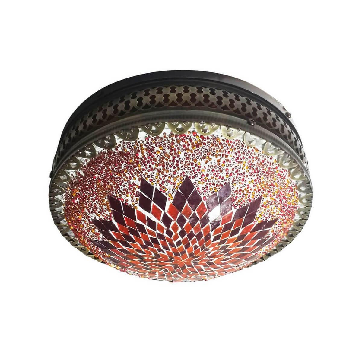 Настенно-потолочный светильник Kink Light Марокко 1030,09 kink light подвес оскар оранжевый h 120 w 51 36 e27 3 60w