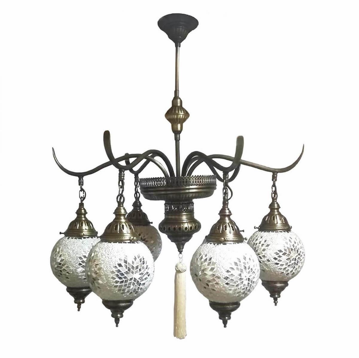 Подвесная люстра Kink Light Марокко 0215Т6,01(80) люстра на штанге kink light марокко 0215t 6 07 70