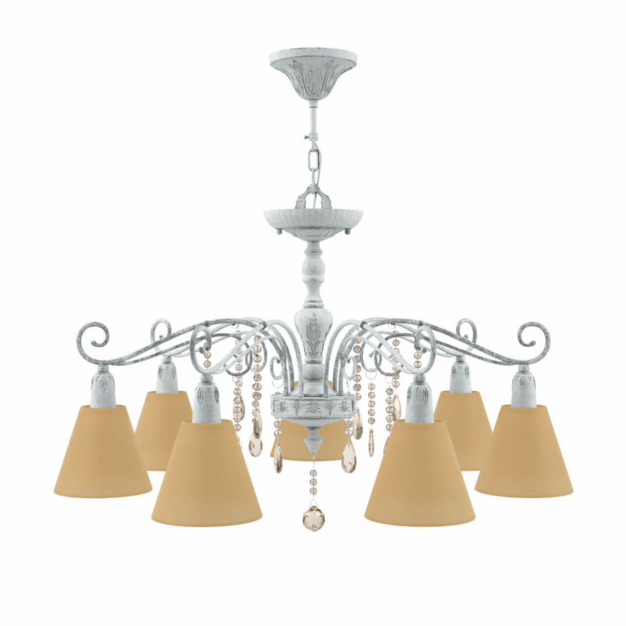 Люстра Lamp4you E4-07-G-LMP-O-23-CRL-E4-07-CH-DN Provence