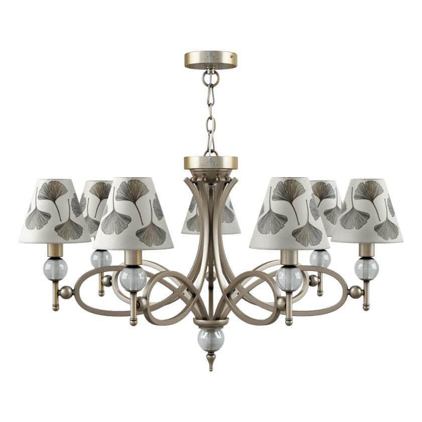 Люстра Lamp4you M2-07-SB-LMP-O-7 Eclectic