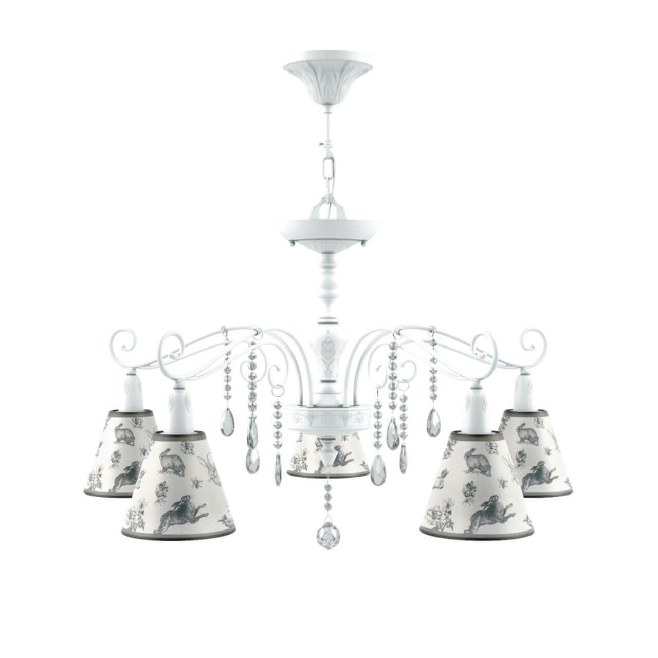 цена на Люстра Lamp4you E4-05-WM-LMP-O-8-CRL-E4-05-TR-DN Provence