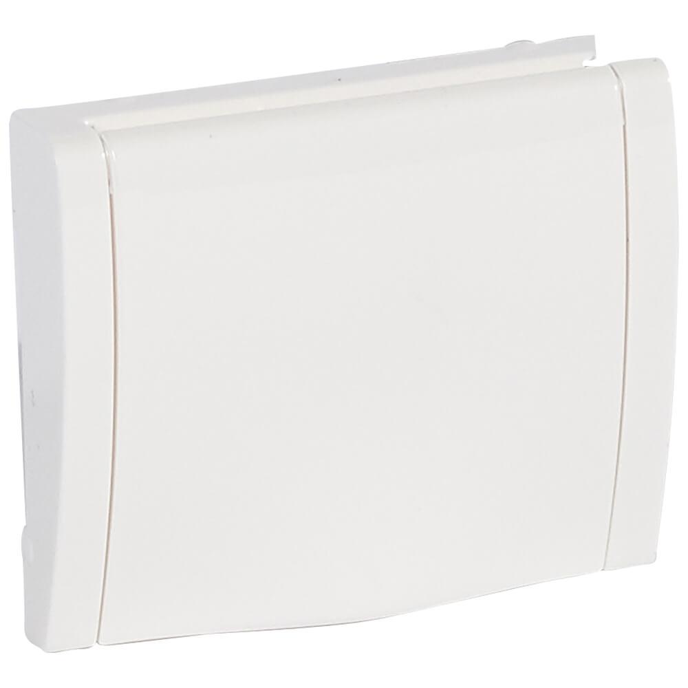 цены Лицевая панель Legrand Galea Life розетки 2К+З со шторками крышкой белая 777022