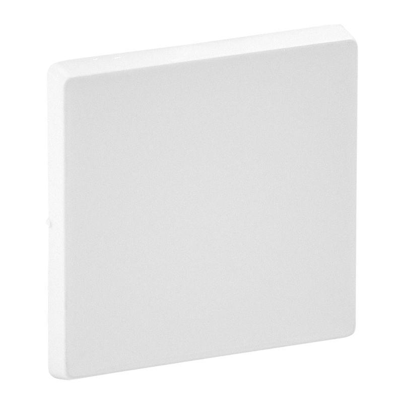 Лицевая панель Legrand Valena Life выключателя одноклавишного белая 755000 цена в Москве и Питере