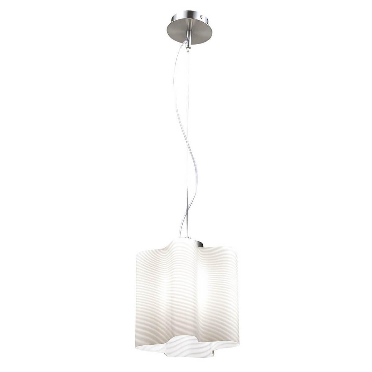 Подвесной светильник Lightstar Nubi Ondoso 802111 lightstar 802130 md998 3 подвес nubi 3х40w e27 хром белый шт