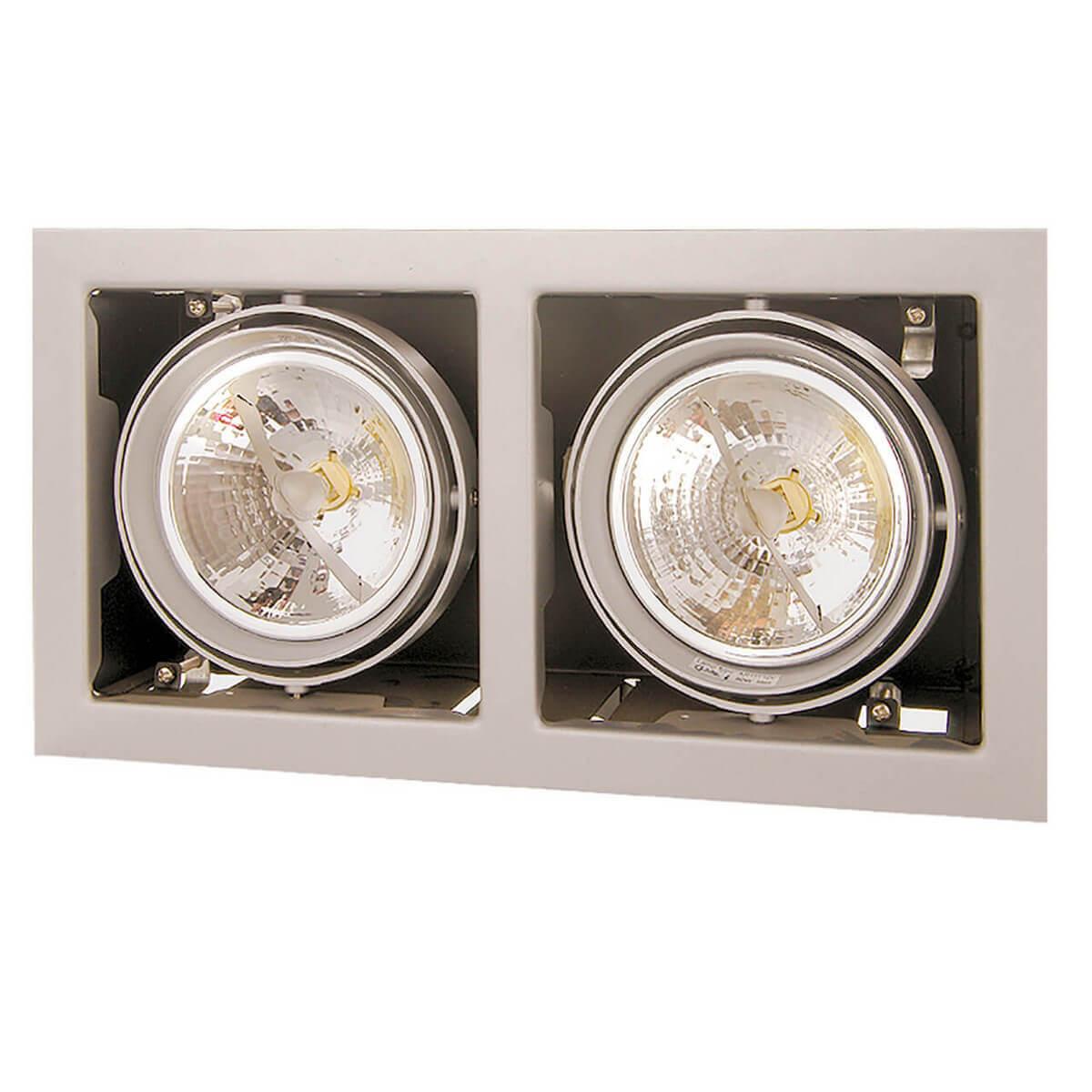 Светильник Lightstar 214127 Cardano (к светильнику подойдут лампы типоразмера DR111)