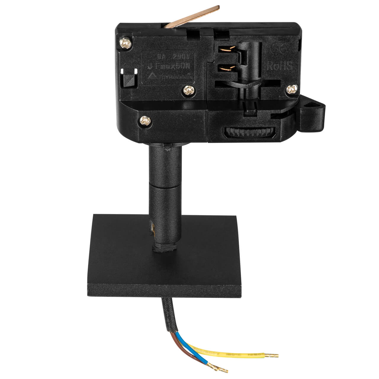 Адаптер для шинопровода Lightstar 594257 Asta (для трехфазного шинопровода)