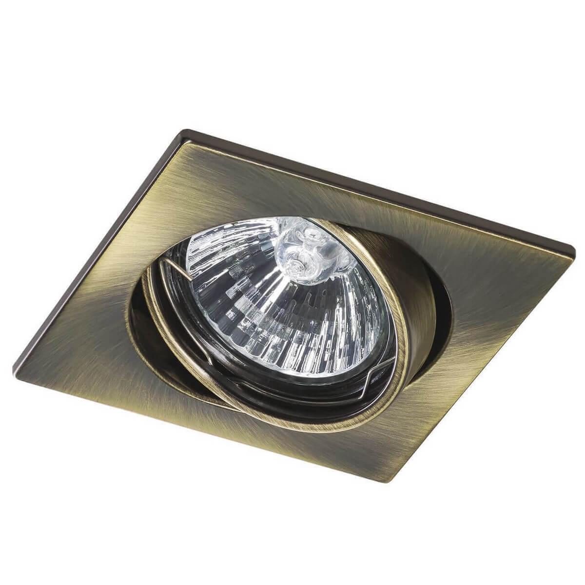 Встраиваемый светильник Lightstar Lega16 011941 цена