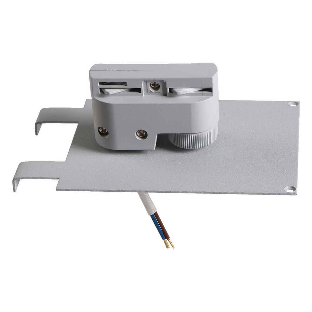 Адаптер для шинопровода Lightstar 592039 Asta Gray (для однофазного шинопровода)