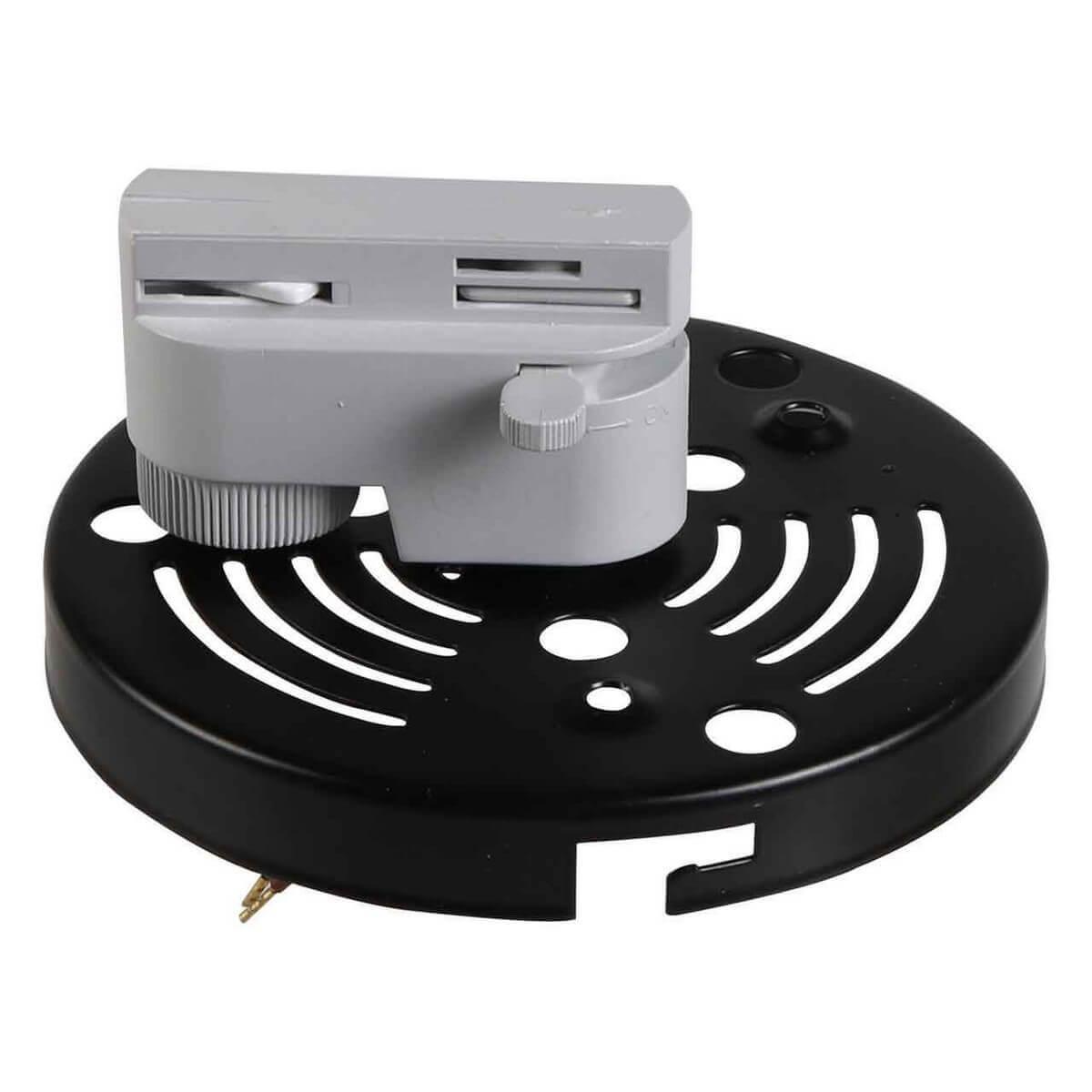 Адаптер для шинопровода Lightstar 592069 Asta Gray (для однофазного шинопровода)