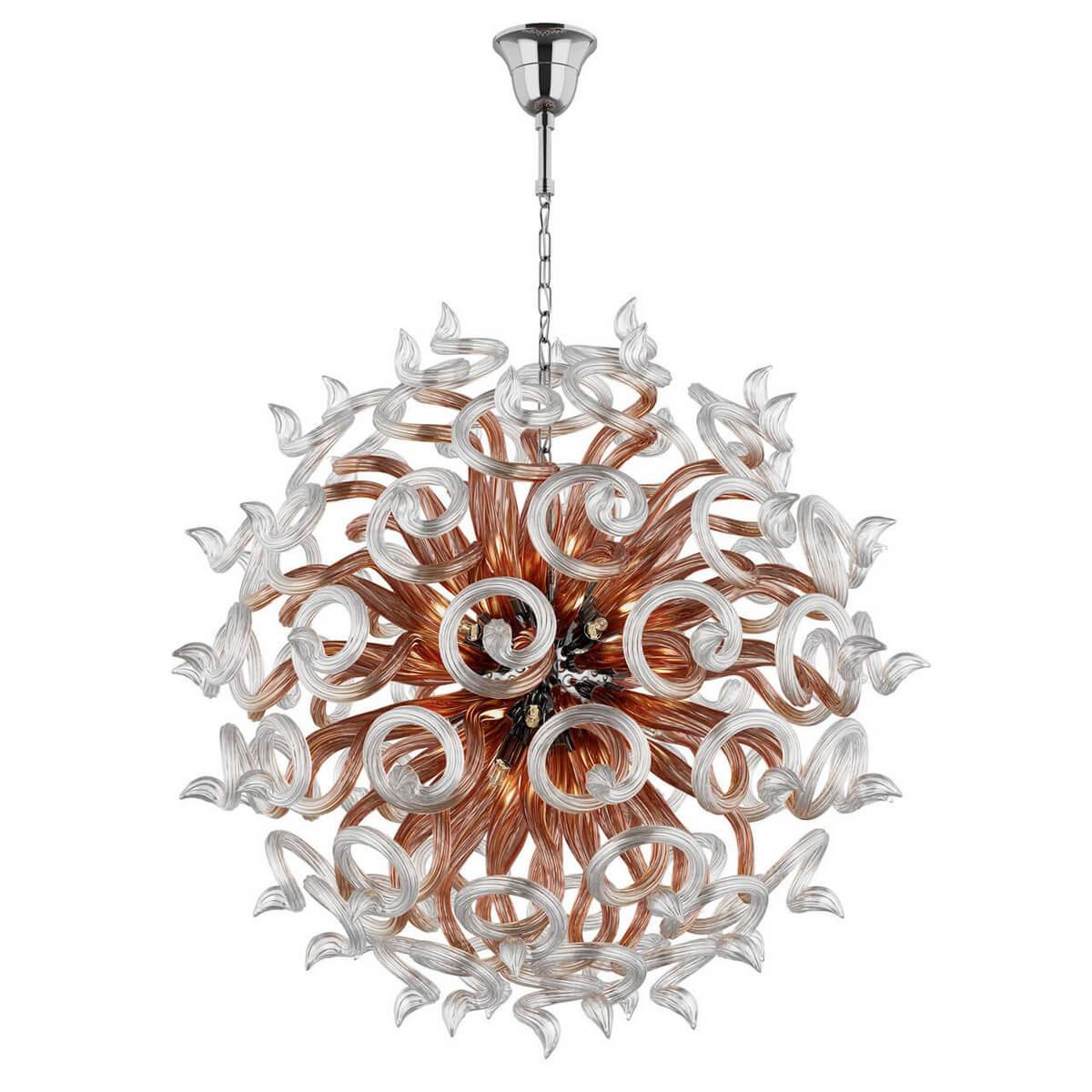 лучшая цена Подвесная люстра Lightstar Medusa 890184