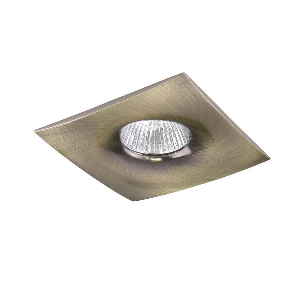 все цены на Встраиваемый светильник Lightstar Levigo Q 010031 онлайн
